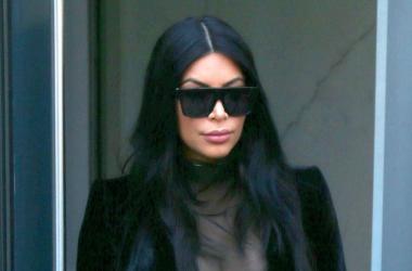 Ким Кардашьян - богиня моды для беременных: топ-3 наряда сентября 2015