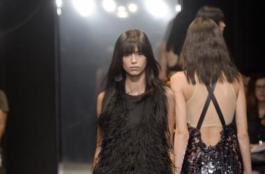 Мода весна-лето 2016: Вера Вонг - неделя моды в Нью-Йорке 2015