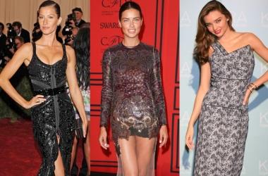 Жизель Бюндхен, Адриана Лима и Миранда Керр возглавили рейтинг самых высокооплачиваемых моделей мира