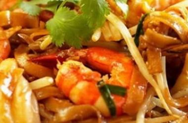 Рецепт дня с Ширатаки: Салат из ширатаки Angel Hair и морепродуктов (пошаговый рецепт с фото)