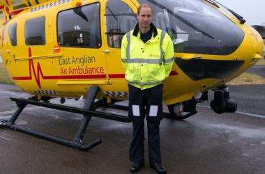 Принц Уильям спас жизнь 9-летней девочке (фото)