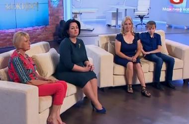 За живе - СТБ: смотреть онлайн - Лечение ангины - 05.10.2015 (видео)