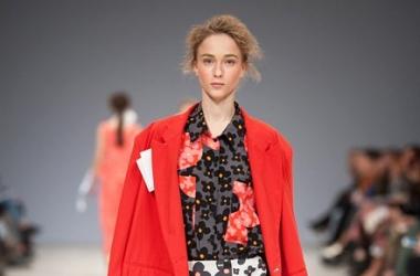 Ukrainian Fashion Week: коллекция Лилии Пустовит - микс смелости и романтики