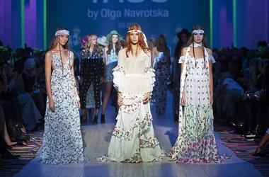 Ukrainian Fashion Week: Ольга Навроцкая представила коллекцию весна-лето 2016