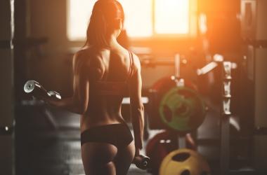 Фитнес для экстремалов: как быстро похудеть, накачать пресс и ягодицы