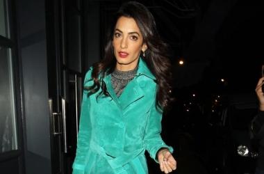 Жена Джорджа Клуни Амаль Аламуддин стала дизайнером женской одежды