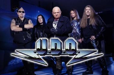 U.D.O.: легенды немецкого хэви-металла с единственным концертом в Киеве!