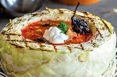 Украинская кухня по-новому: топ-5 рецептов лучших шеф-поваров
