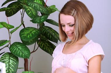 Фикус: или оригинальный тест на беременность