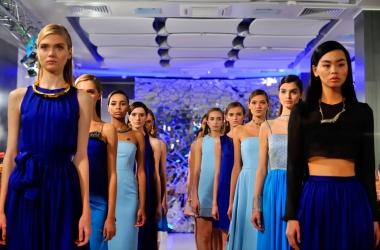 Ukrainian Fashion Week: микс женственности и сексуальности в новой коллекции Анастасии Ивановой