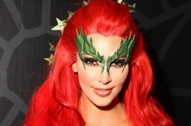 Ким Кардашьян: 5 ярких костюмов звезды на Хэллоуин