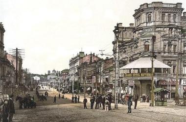 Старый Киев: как выглядела столица  в начале прошлого века (фото)
