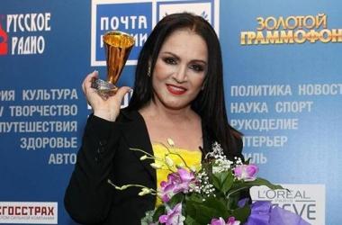 София Ротару сбежала от журналистов после концерта в Москве