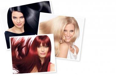 Модные цвета и оттенки волос - 2012 (фото)