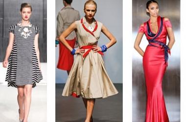 Модные тенденции лета: морской стиль