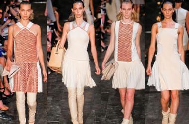 Спортивные платья - новый модный тренд (фото)