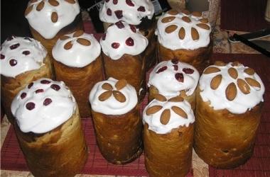 Остатки после Пасхи: что приготовить из черствого кулича?