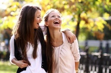 Ученые: счастье - это очень заразно!