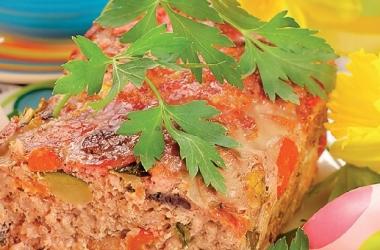 Пасхальный стол 2013: 3 небанальных мясных блюда