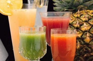Зачем осенью пить овощные фреши