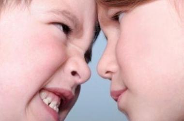 Дети поссорились: как их мирить?