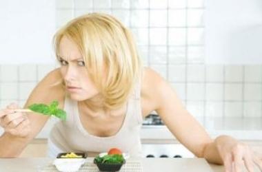 Женщины не могут контролировать чувство голода
