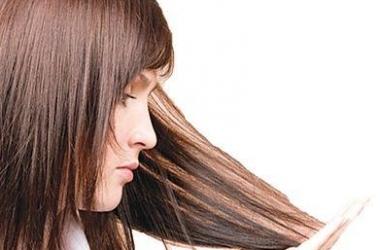 Пушистые волосы - что делать?
