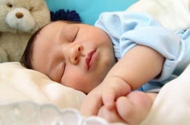 Как научить спать всю ночь даже самого маленького ребенка