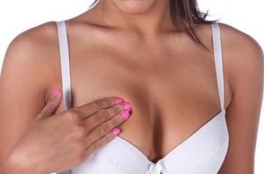 Почему обвисает грудь?