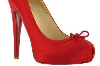 Красные туфли: с чем носить?