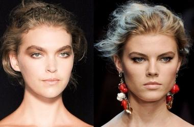 Вечерний макияж: мастер-класс (фото)