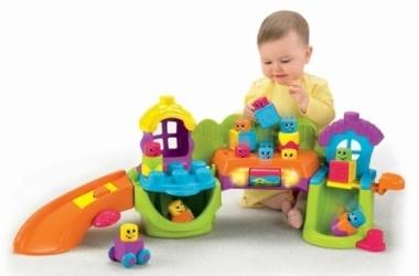 Как влияет на психику детей цвет игрушек