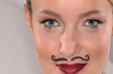 Как избавиться от усиков над губой
