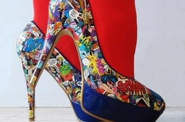 Самые модные туфли весны-2013 (ФОТО)