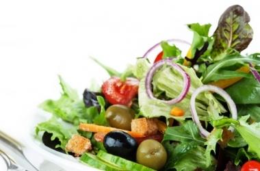 Летние салаты: 3 рецепта