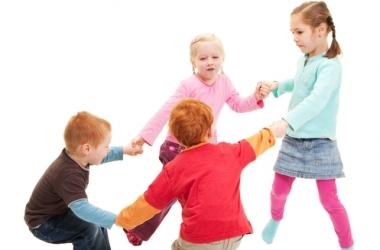 Дружба: все начинается с детства!