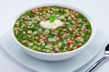 Холодные супы: 4 рецепта