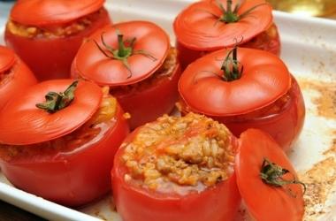 Блюда из помидоров, самые вкусные рецепты!