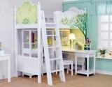 Детская комната для двух девочек: как сэкономить пространство
