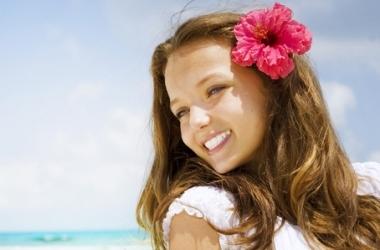 Будь красивой на пляже! Прически для пляжа (ФОТО)