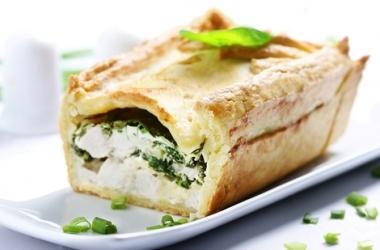 Пироги с зеленью: просто и вкусно!