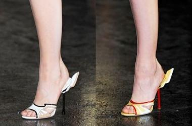 Обувь лета 2012: модные тренды (ФОТО)