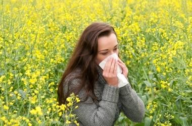 Аллергия весной: виды и симптомы у детей и взрослых