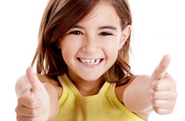 Ребенок - левша: как определить?