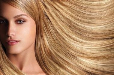 Домашний кондиционер для блеска волос