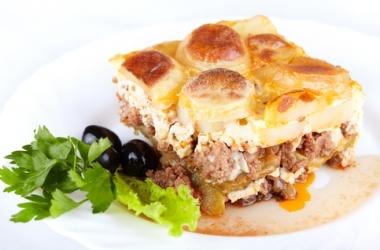 Рецепты греческой кухни: мусака