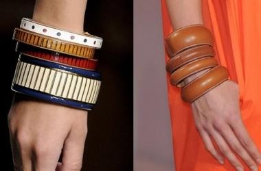 Модные украшения 2012: добавь объем! (ФОТО)
