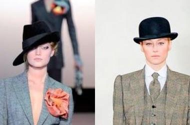 Модный тренд осени 2012 - стиль денди (ФОТО)