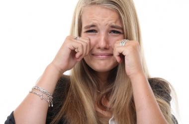 Психология: я плачу по пустякам!