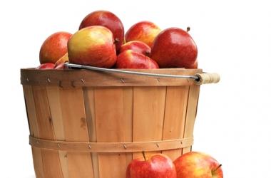 Яблоки с кожурой - профилактика рака